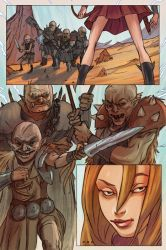 No country for orcs by LongShortNeither