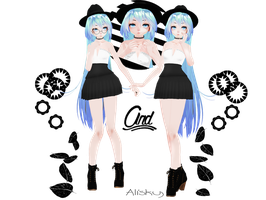 [MMD] Tda Guess Things DL by Aliskysw