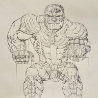 THANOS by drawhard