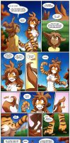 Flora's Antenna by Twokinds
