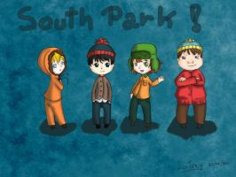 South Park by LucTrey