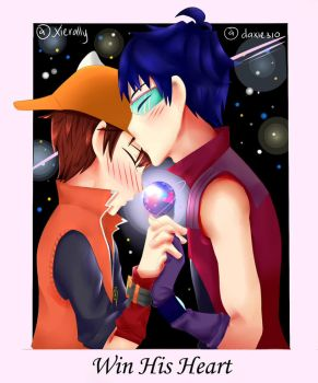 Boboiboy: Win His Heart(FangBoy) by Xierally