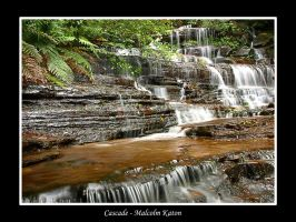 The Cascade by FireflyPhotosAust