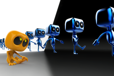 Zbrush Doodle Day 846 - Robot Kid series 2 online by UnexpectedToy