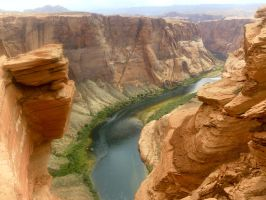 Peaceful Canyon by Nebulosityy