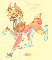 Circus Disaster Darkky Adopt CLOSED! by Ilucid