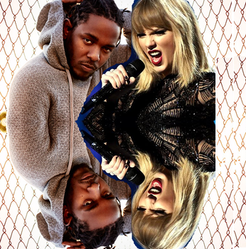Taylor Swift Featuring Kendrick Lamar-Bad Blood by PardonBegger