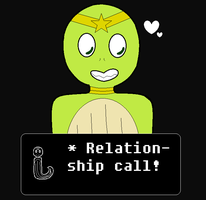 * Relationship call! by netflixandsapphire