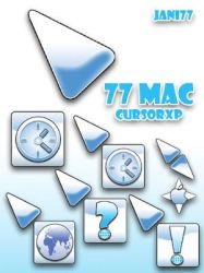 77 Mac cursorxp by jani77
