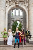 Women For Thor - DC 2011 by HelenaTears