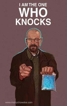 Television Characters: Heisenberg by mstrychowska
