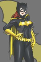 Batgirl by Madcatstudios