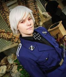 APH Prussia Uniform Cosplay by CosTrader