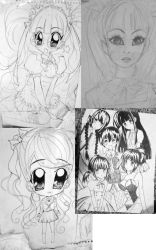 Old drawings by 17cherry