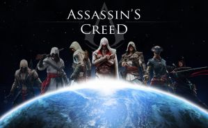 Assassin's Creed space 2 by johnnygreek989