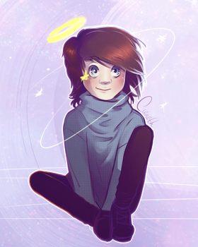 Sweater by Cuineth
