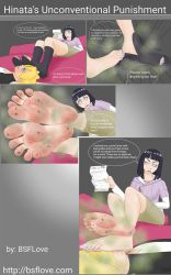 Hinata's Uncoventional Punishment (Stinky) by BSFLove