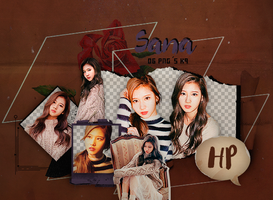 184|Sana (Twice)|Png pack|#01| by happinesspngs