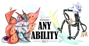 Almost Any Ability