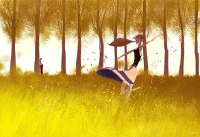 Barefoot by PascalCampion