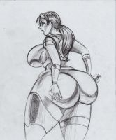 Jill Valentine expansion request by LordAltros