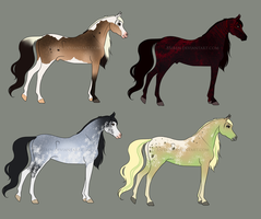 More Arabian Adopts- CLOSED by 8Siren
