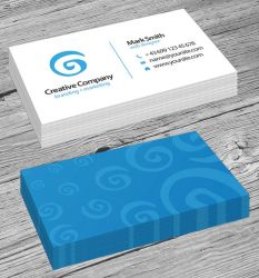 Business Card 1 for GR by ilove-2-design