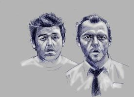 shaun of the dead by harrynotlarry