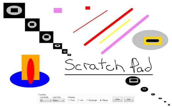 Scratch Pad by brianmccumber