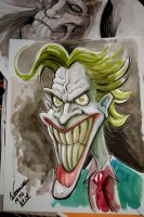 The Joker by Noumier