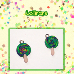 Lollipops Charms by silver-of-the-star