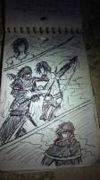 12 Protectors story board page22 by 13thprotector