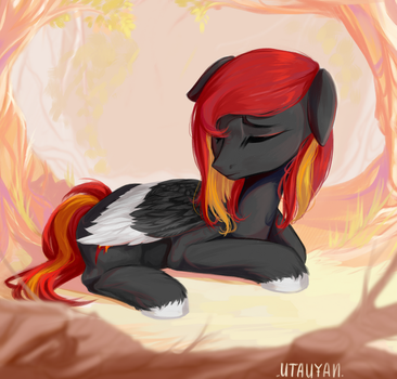 YCH - solitude by utauYan