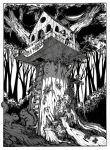 In the tree house by MiiBT
