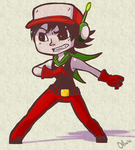 Fanart- Cave Story: Quote by orribu