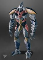 Jetto Jaeger by RiptorCPV