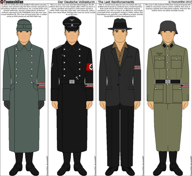 Some Volkssturm Recruits by Grand-Lobster-King