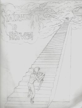 Stairway to Heaven by crazyanimekid777