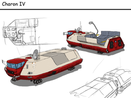 DV Vehicle Referance Charon IV by ScottaHemi