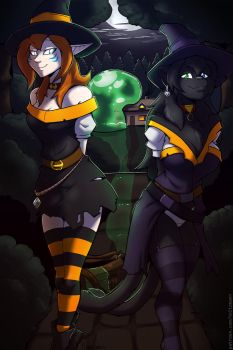 [C] Whimsical Witches! by Holtzmann