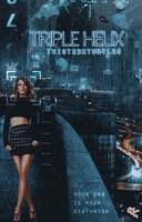 Triple Helixll Wattpad Cover by Lovehardtwihard