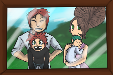 Family Picture by TigerUchimaru
