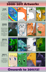 Improvement 2008 - 11 by MeowingWolf200