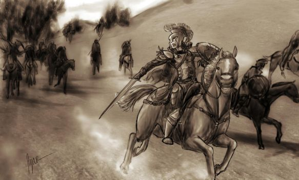 Mount and Blade:Follow Me by NihilAzari
