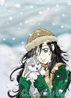 Snow and love by StudioWings