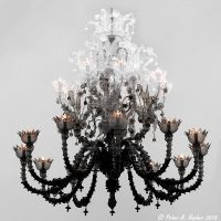 Floating Chandelier  by peterkopher