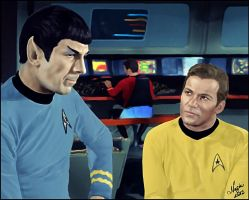 Think, Spock! by Nagini-snake