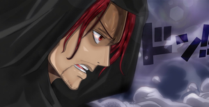 One Piece Chapter 907 Pirate Shanks Ending Gorosei by Amanomoon