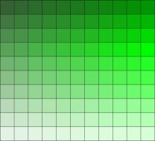 Colour Pallet Green by Sovereignce