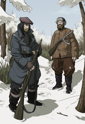 Partisans by AngusBurgers